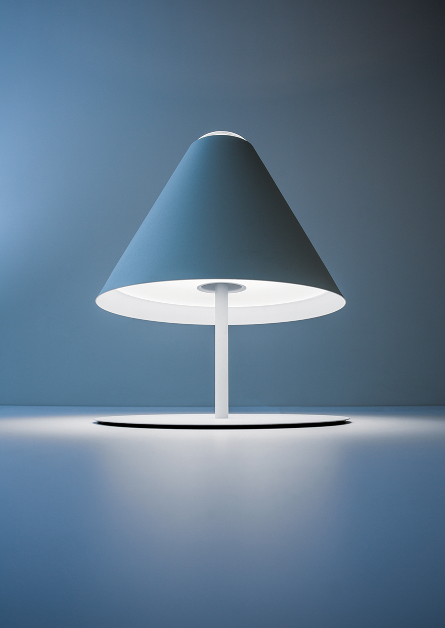 ABA 45 - Table lamp with dimmer