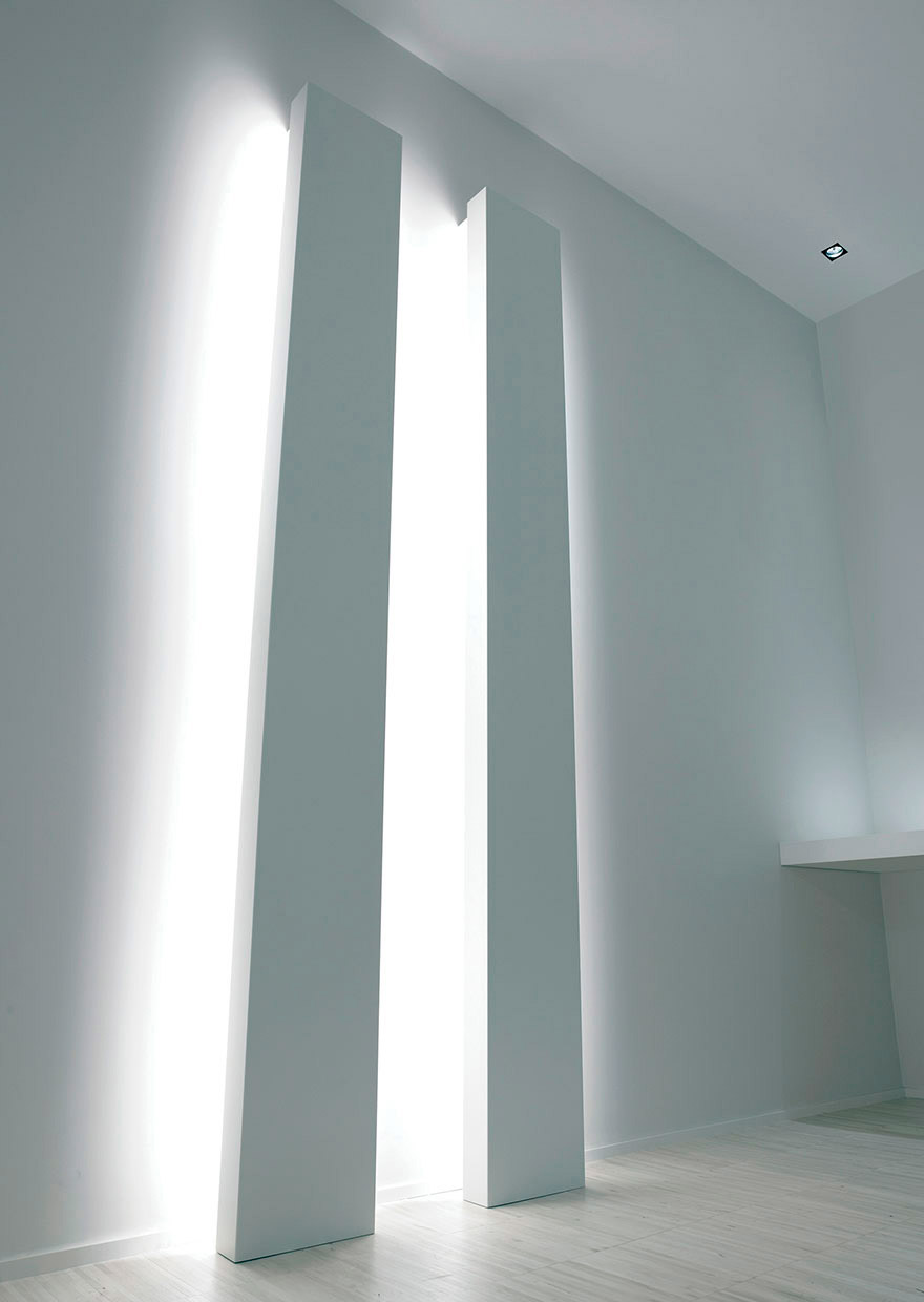 BANNER - Floor lamp with dimmer
