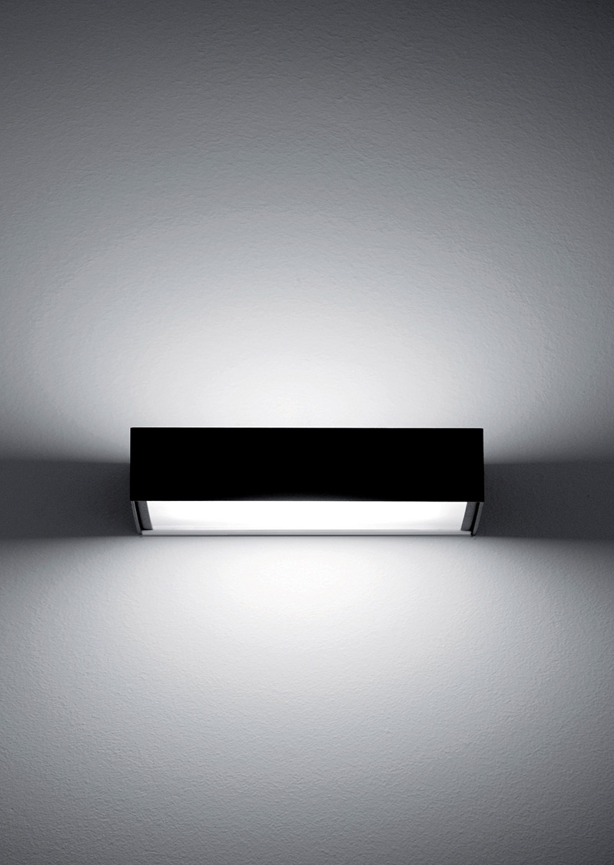 DUET -  Wall LED lamp