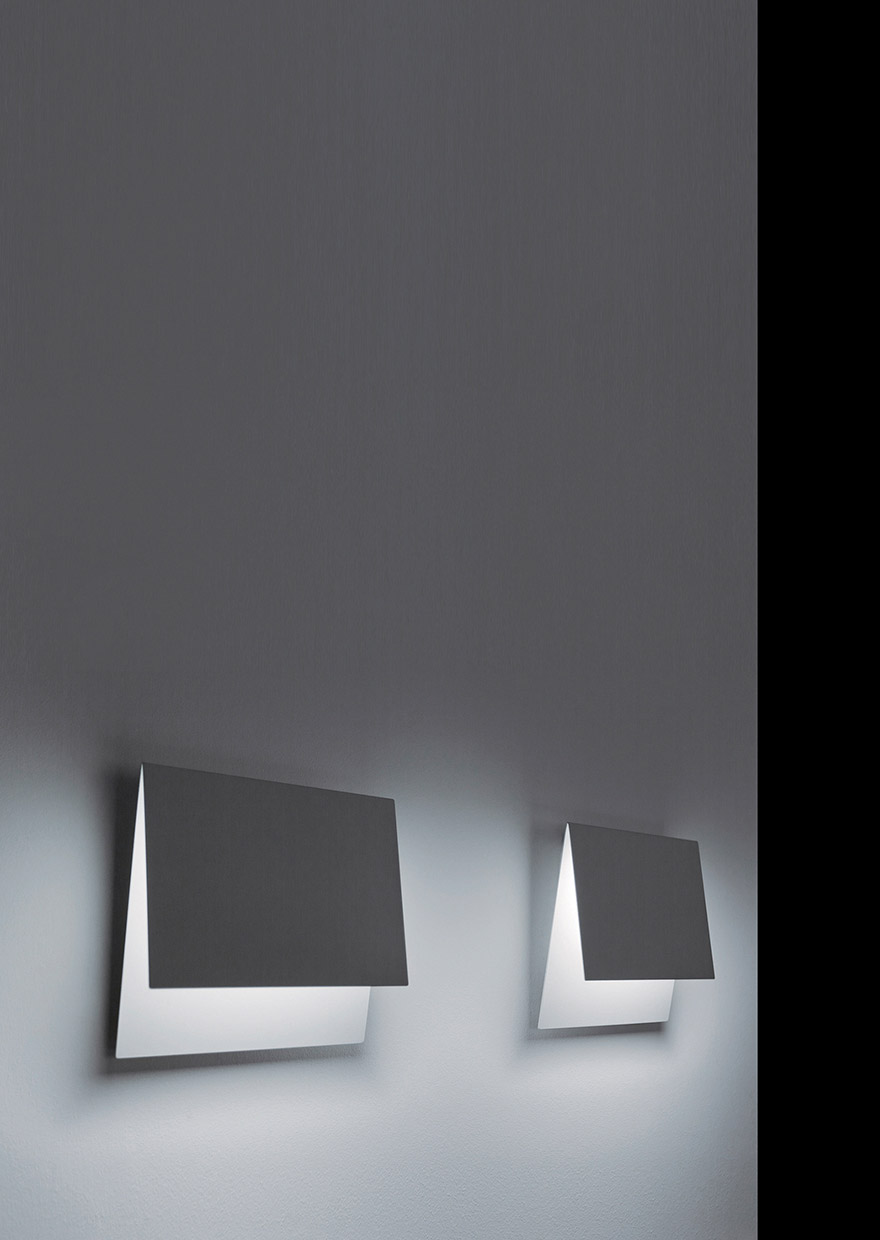 FOLDER - Wall LED lamp