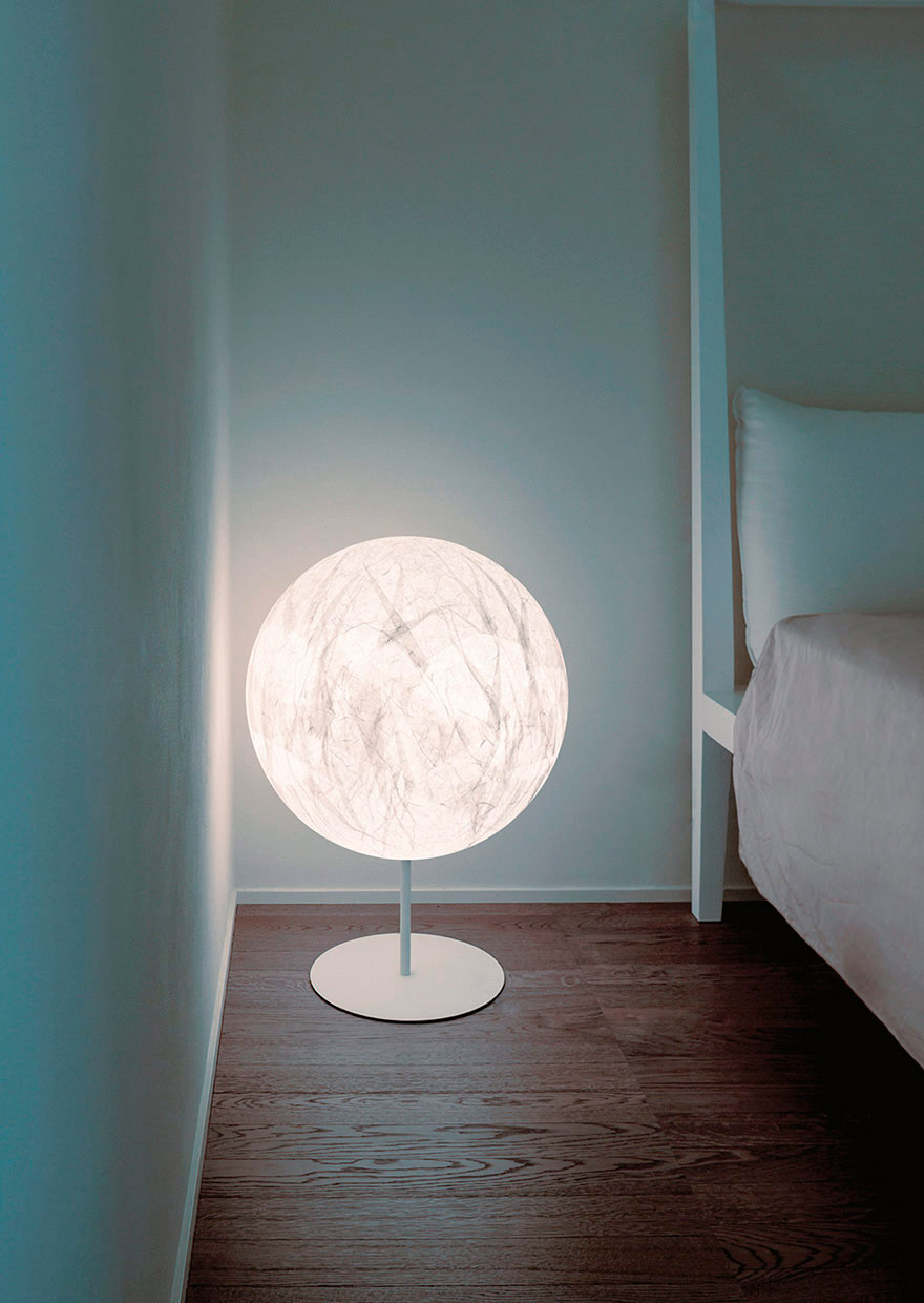 GOODMORNINGCHINA -  Floor lamp with dimmer