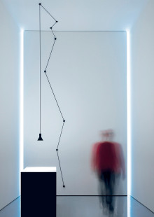Neuro is a simple project, almost a revival of the old electrical wiring. A plug, a cable, some isolators, a socket and a led.<br />