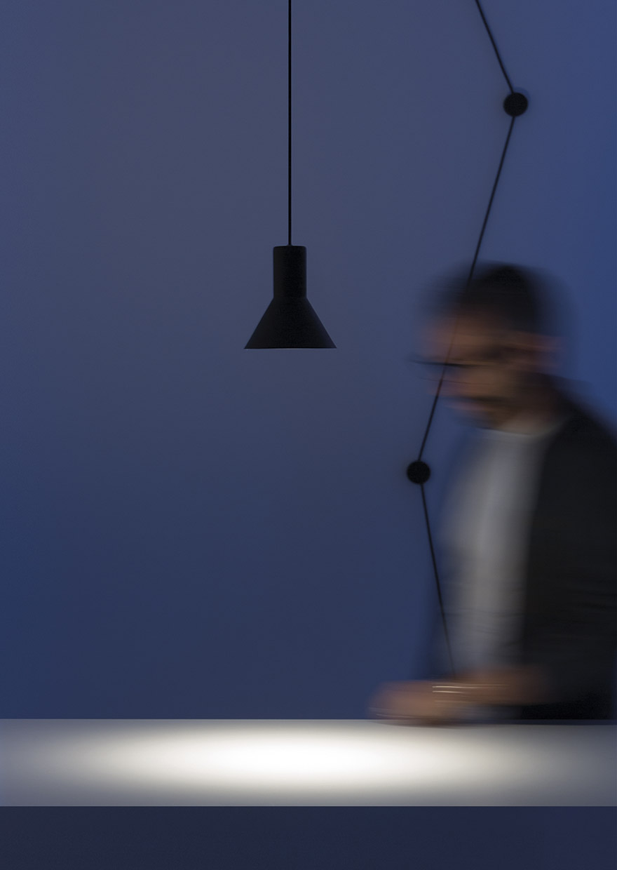NEURO - Suspension lamp