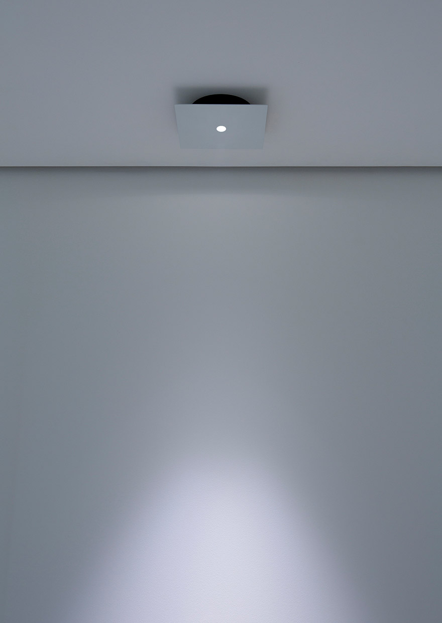 NULLA PL - Ceiling LED lamp