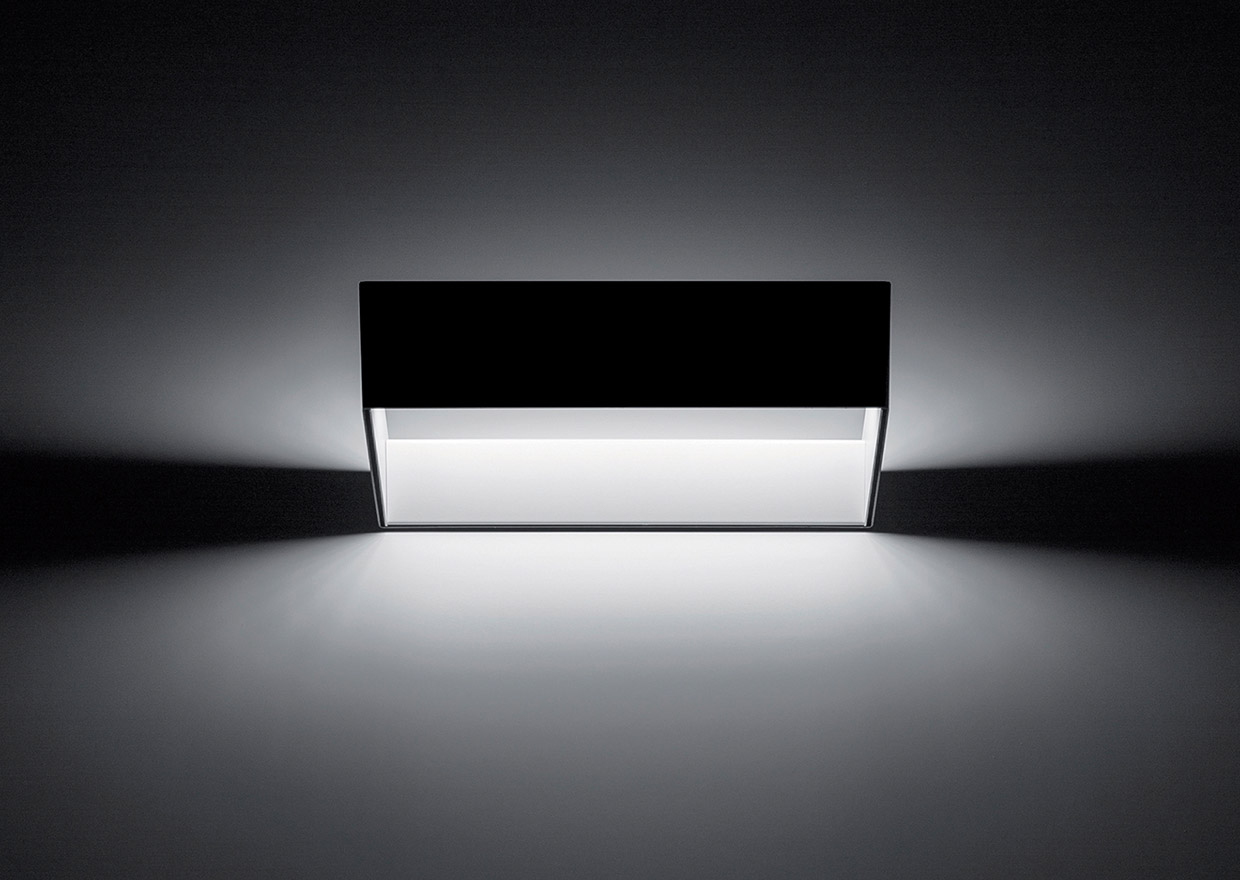 OBLIQUA - Wall LED lamp