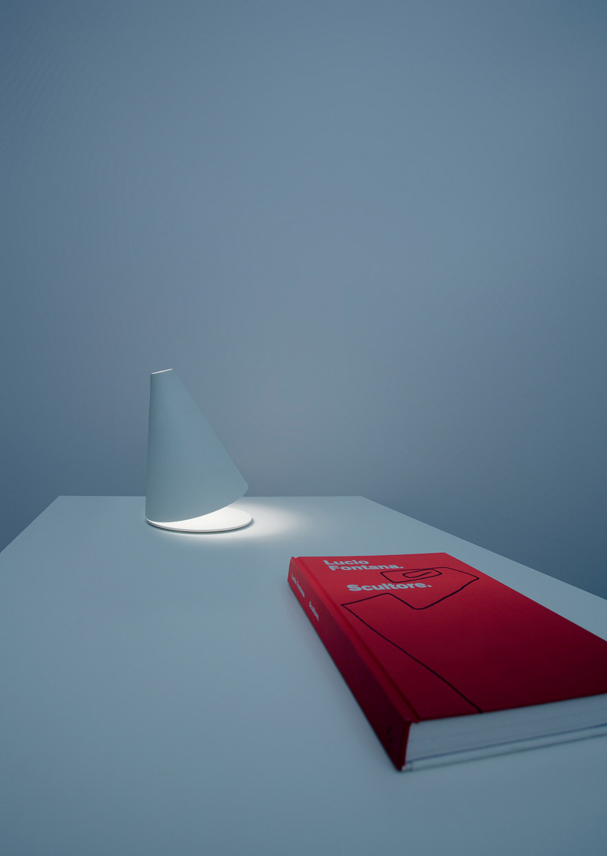 PALPEBRA - Table lamp with dimmer