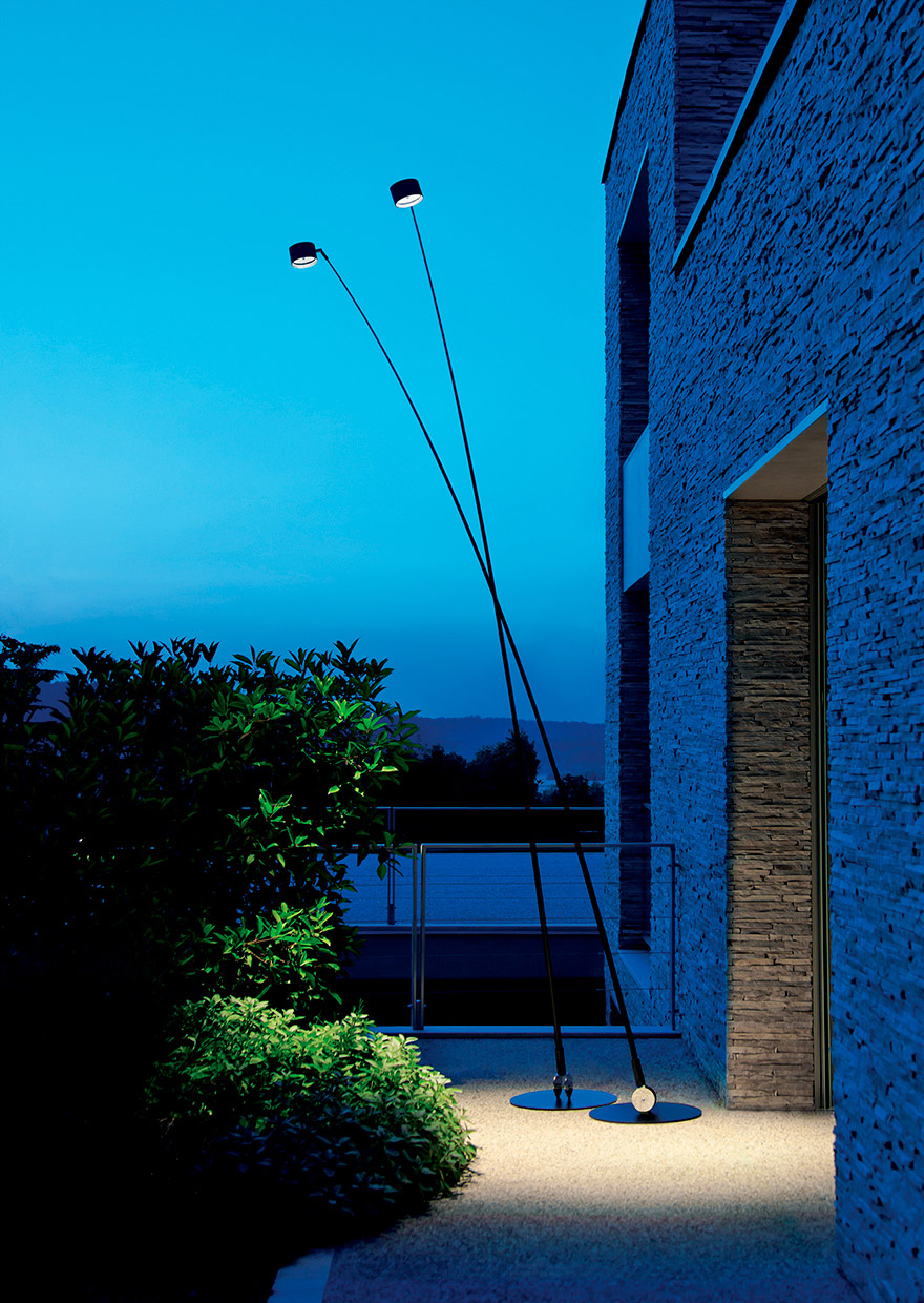 SAMPEI OUTDOOR - Lampada da terra LED - IP65