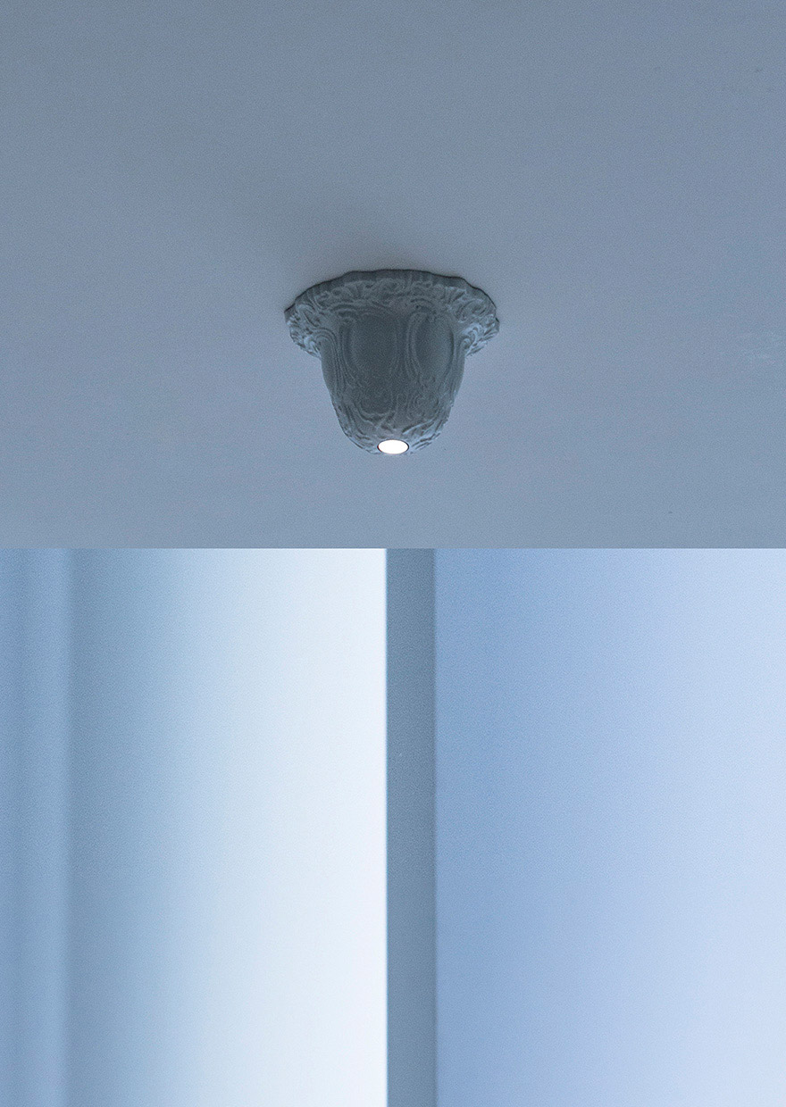SANMARTINO - Ceiling LED lamp