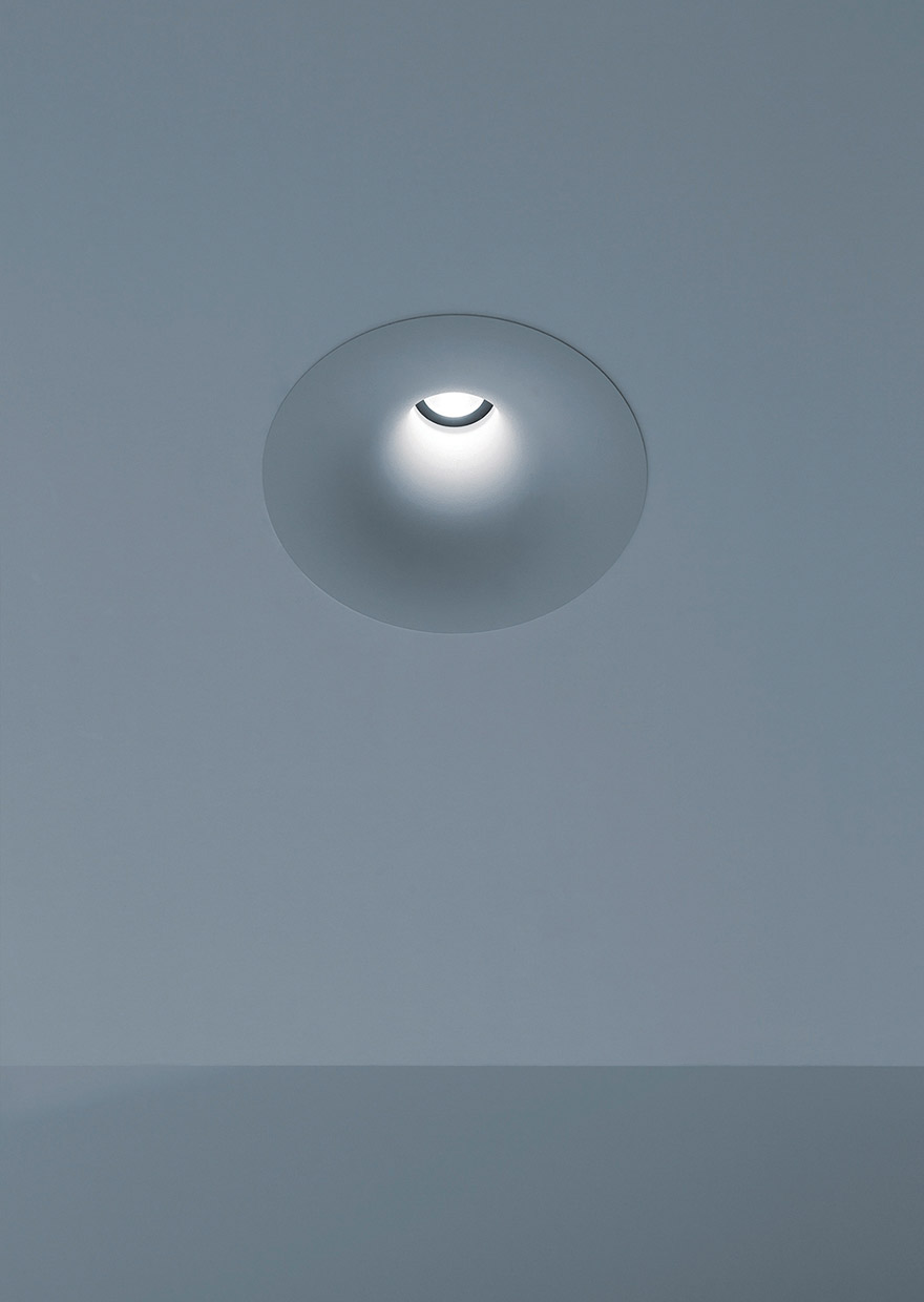 SOFFIO - Recessed ceiling LED lamp