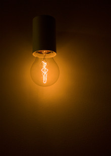 Edivad is a tribute to the traditional bulb.<br />