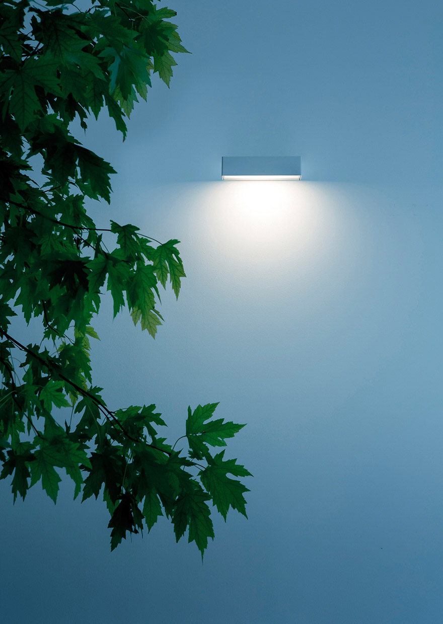 JULIET - Outdoor wall LED lamp - IP65