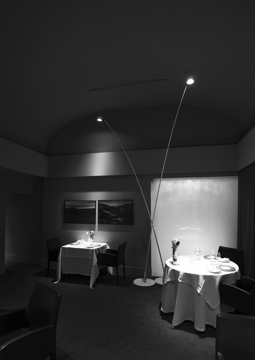 Osteria Francescana - Modena - light project davide groppi