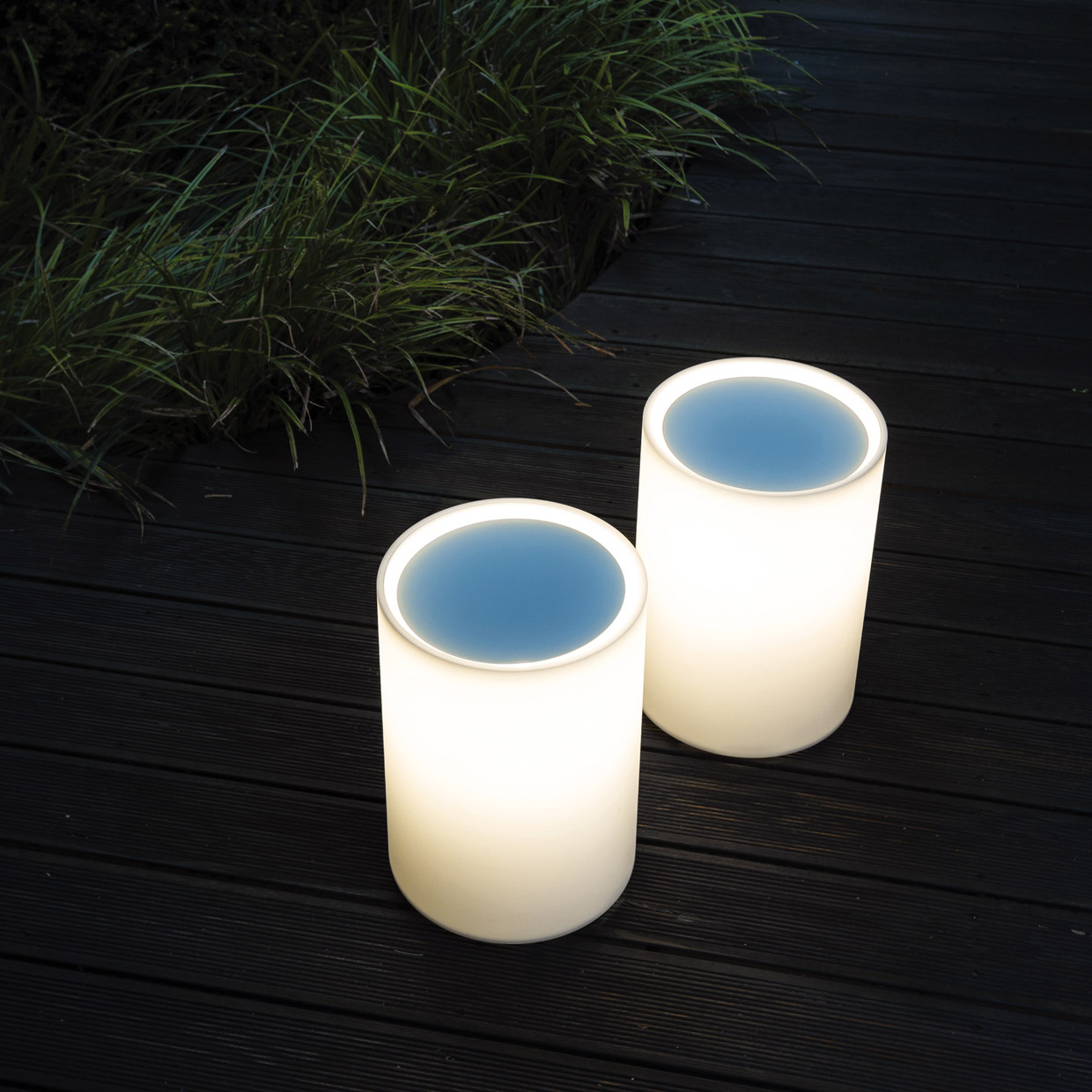 LENTA - Outdoor floor or suspension lamp - IP 65