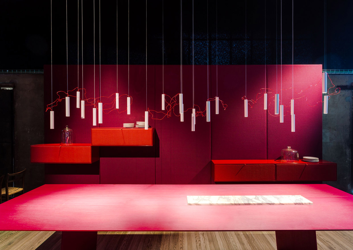 Milano Design Week 2017 - davide groppi